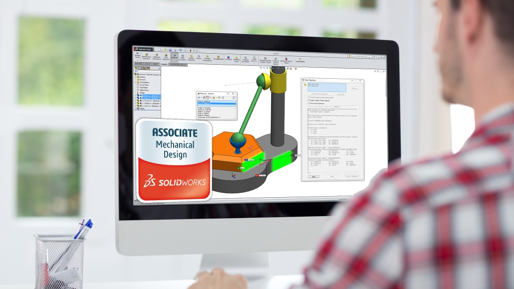 New Course Launch: Certified SolidWorks Associate (CSWA) Preparation Course