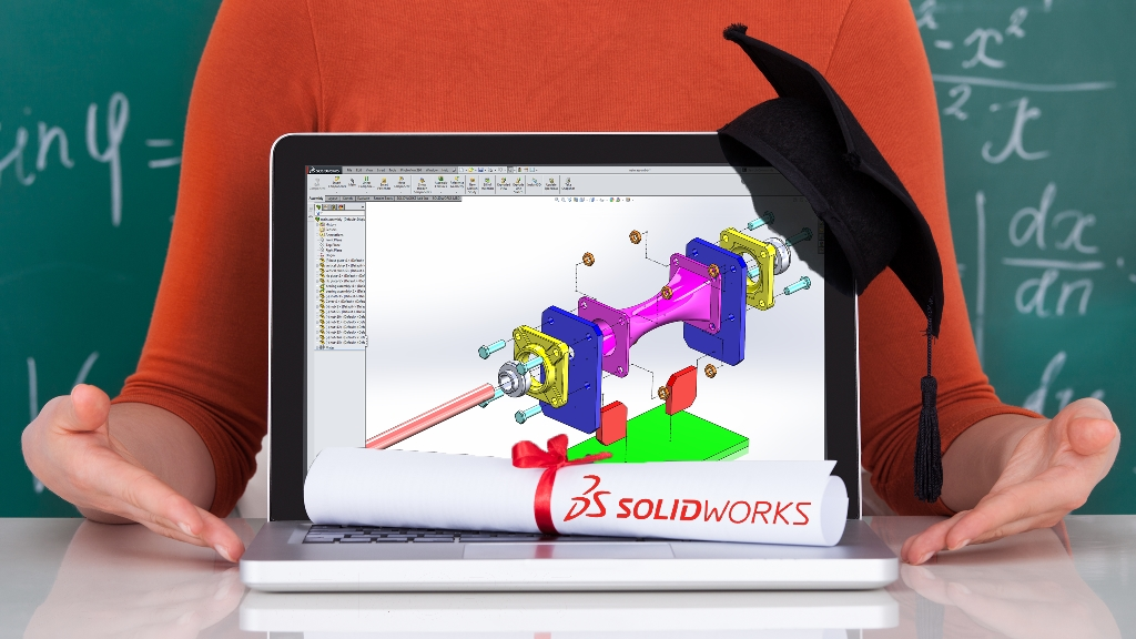 New Course Launch – Becoming a Certified SolidWorks Associate (CSWA) for Beginners