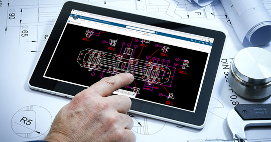 3DExperience DraftSight – 2D Drafting & Collaboration on Cloud
