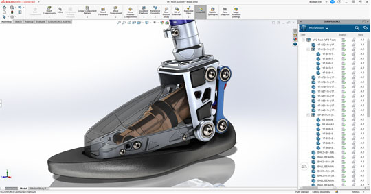 3DExperience SOLIDWORKS – Your Future Design Solutions